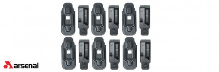 Pack of 6 Follower Floorplates for 7.62x39mm Magazines