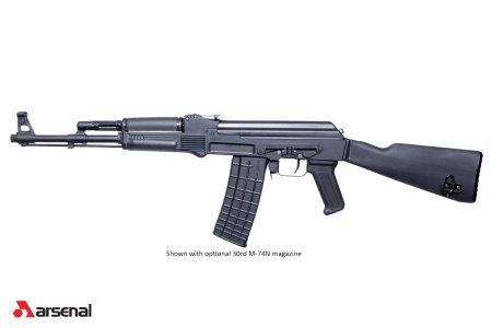 SAM5 5.56x45mm Black Semi-Automatic Milled Receiver Rifle