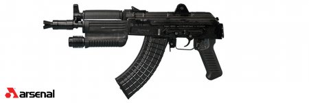 SAM7K-02 7.62x39mm Semi-Automatic Pistol