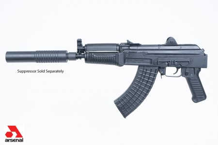 SAM7K-34ASR 7.62x39mm Semi-Automatic Pistol